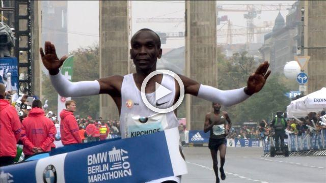 Kipchoge wins tussle with Adola in Berlin Marathon