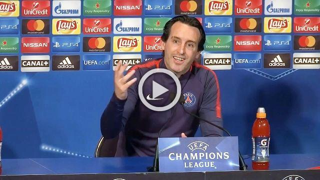 PSG is now a rival, coach Emery says ahead of Bayern match
