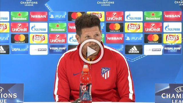 Simeone says Chelsea pose a bigger threat than before