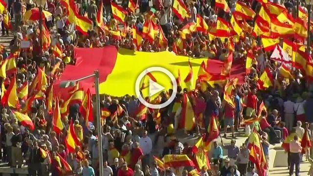 Spain to 'directly rule' Catalonia