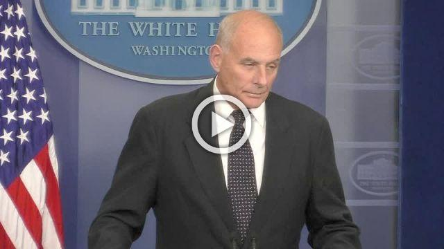 Kelly 'stunned' by congresswoman's response to Trump call