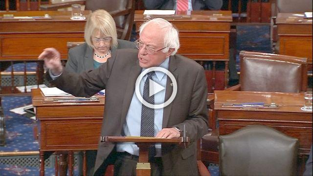 Senate passes budget, clearing way for tax cut