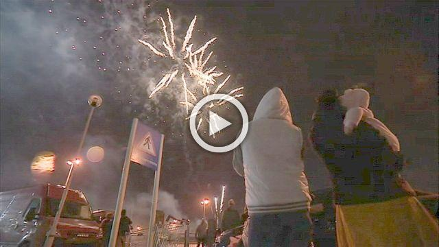 Fireworks draw thousands at Diwali festival in Leicester