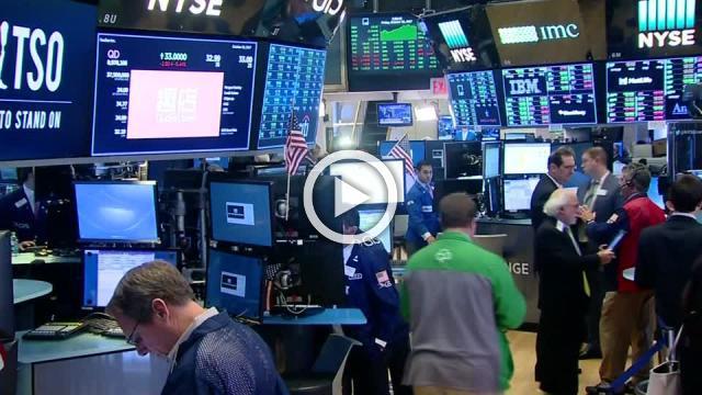 Wall Street rises on tax-cut hopes