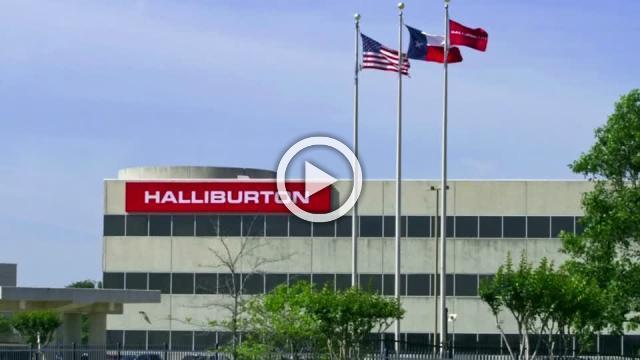Halliburton's profit spurts higher