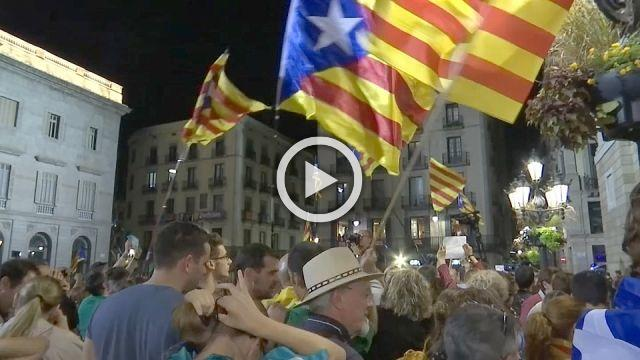 Catalans prepare to disobey Madrid rule
