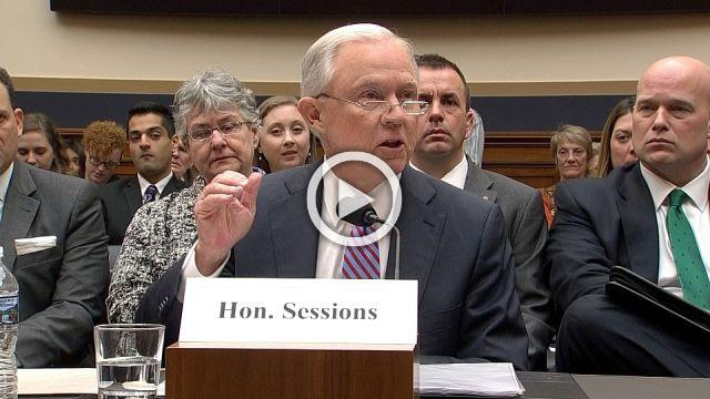 """""""I have always told the truth"""" on Russia: Sessions"""