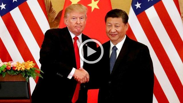 """Trump says Xi """"was terrific"""" in treatment of UCLA basketball players"""