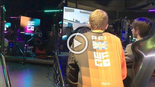 McLaren look for F1 simulator driver - no driving licence needed