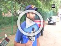 Rohit Sharma expresses excitement over his appointment as Vice-Captain