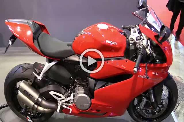 2017 Ducati 959 Panigale Walkaround Part I