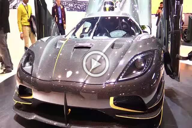 2017 Koenigsegg Regera 1360hp Turnaround Part II