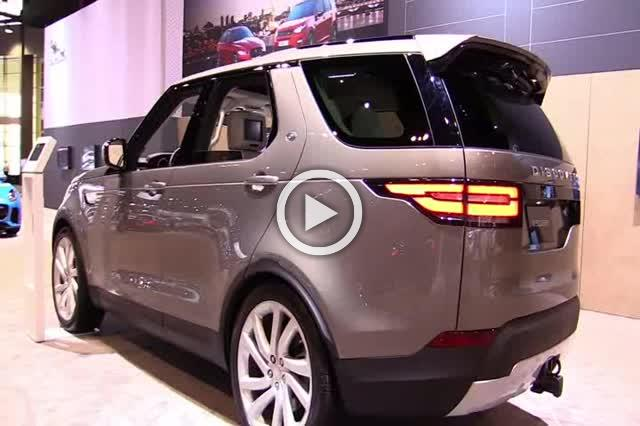 2017 Land Rover DIscovery HSE Luxury Part I