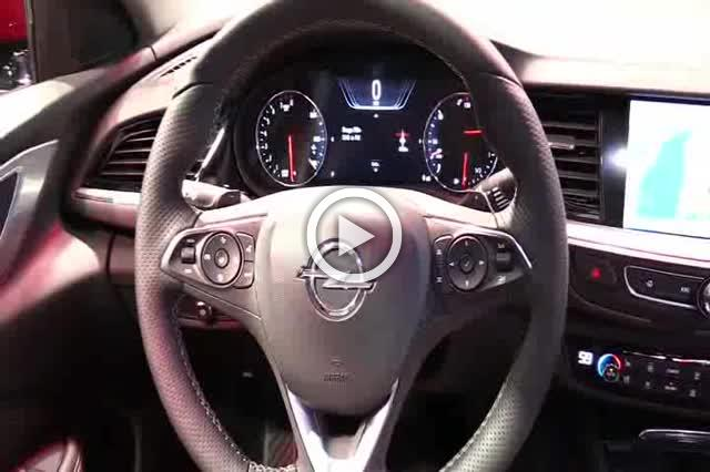 2017 Opel Insignia Exterior and Interior Walkaround Part II