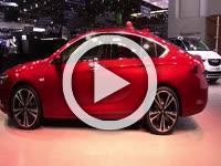 2017 Opel Insignia Exterior and Interior Walkaround Part I