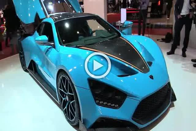 2017 Zenvo TS1 GT 10th Anniversary Walkaround Part II