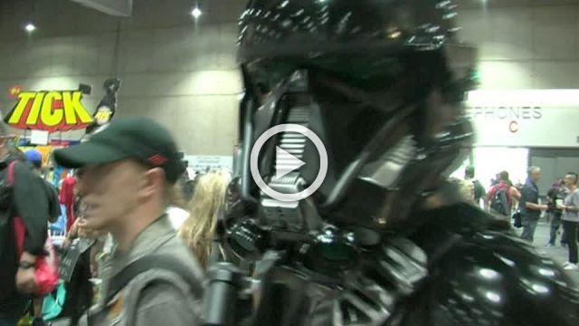 Comic-Con is in full swing in San Diego