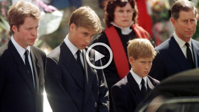 Diana's brother 'lied to' over princes' funeral wishes
