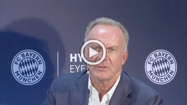Bayern Munich CEO optimistic about upcoming season