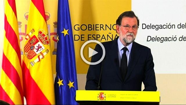 Spanish PM says Barcelona attack result of