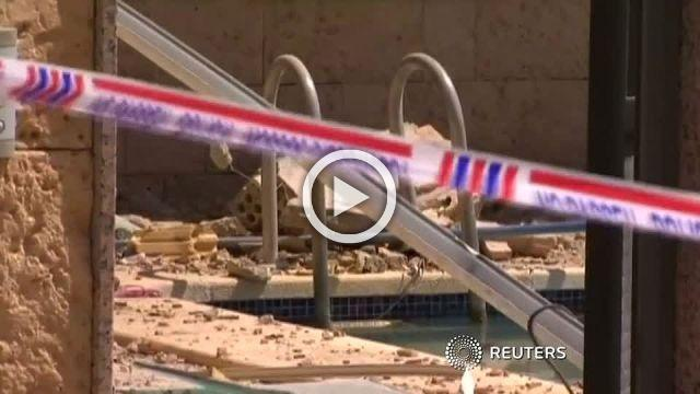 Explosion at house in Alcanar linked to Barcelona attack