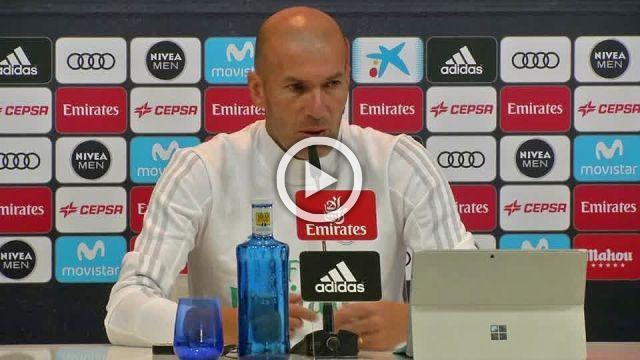 Zidane expresses condolences to victims of Barcelona attack
