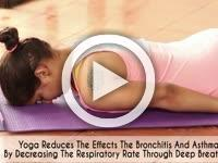 Anantasana Side reclining leg lift Part I
