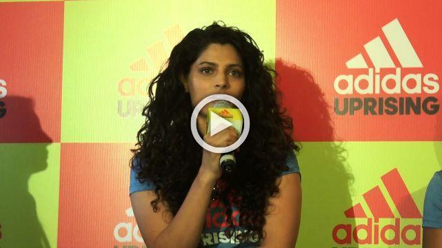 Cricket Has Influenced Me In Great Ways- Actress Saiyami Kher