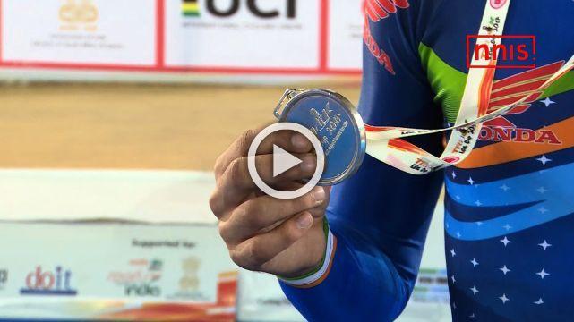 रजत पदक विजेता नमन कपिल के लिए साइकिलिंग के जुनून है