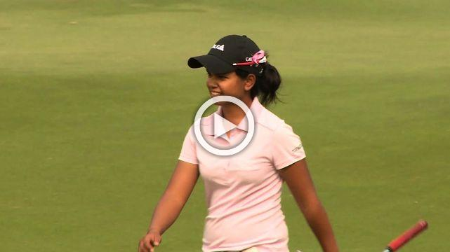 Indian Open- Vani Top Indian In T-4th