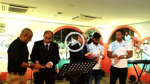 Indian Team Launch Sundeep Misra's 'The Mohammed Of Benares'