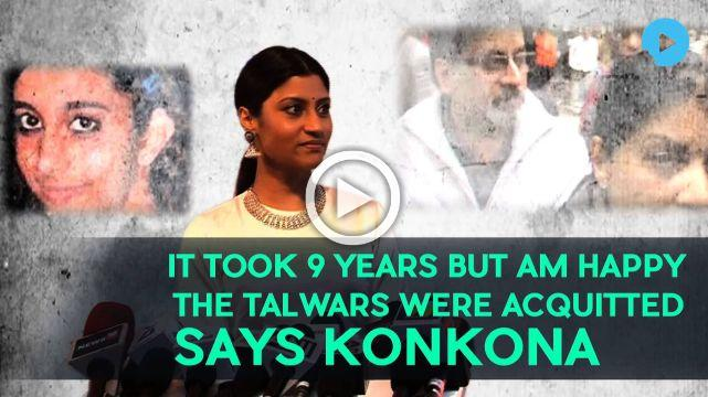 It Took 9 Years But Am Happy The Talwars Were Acquitted  Says Konkona