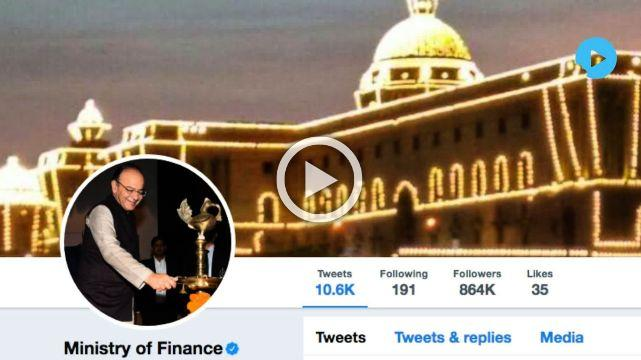 Ministry Of Finance Falls Asleep At The Keyboard
