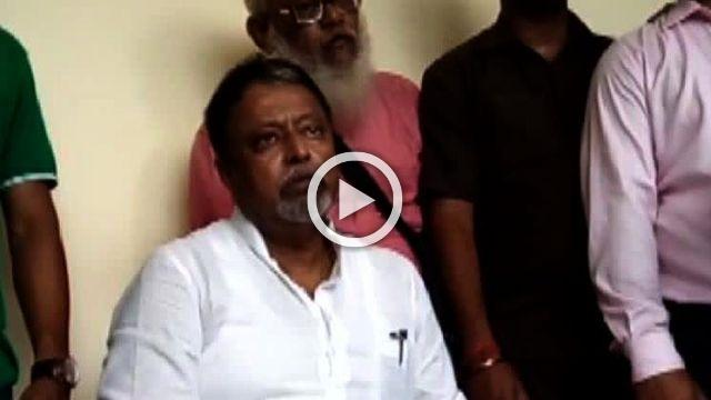 Mukul Roy Mysteriously Quits Trinamool After Meeting With BJP Leaders