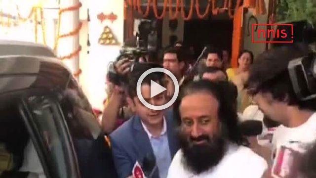 Muslims Not Opposed To Ram Temple- Sri Sri Ravi Shankar On Ram Temple Dispute