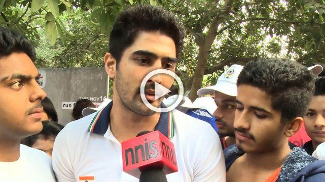 No One Can Be Better Than Mary Kom- Vijender Singh