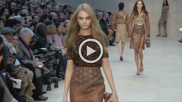 Key Fashion Moment - 2012: The Cara Delevingne Phenomenon