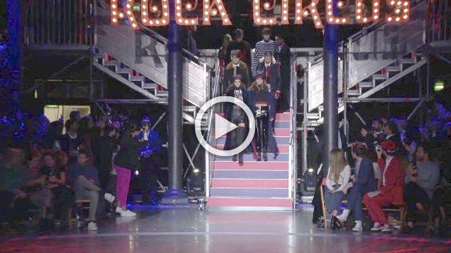 Tommy Hilfiger Show- Autumn/Winter 2017 in London
