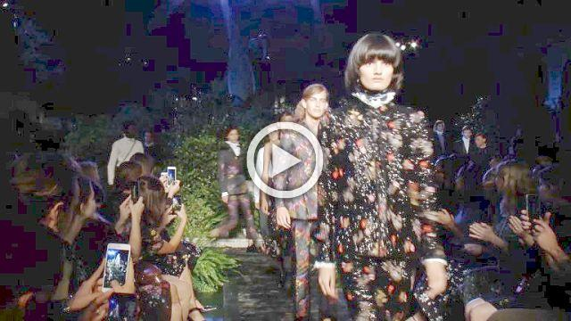 Launch of Erdem X H&M in Los Angeles