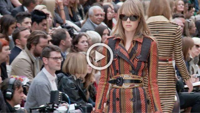 Six legendary trenches by Christopher Bailey, Chief Creative Officer of Burberry