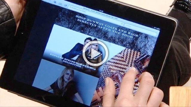 Burberry, a digital revolution driven by Christopher Bailey (with interview)