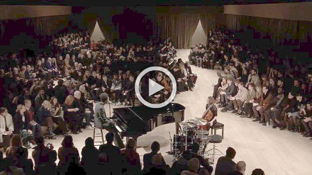 Christopher Bailey & Music through the Burberry shows