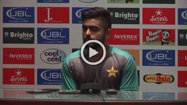 Pakistan vs World XI  Babar Azam thrilled to play international cricket at home
