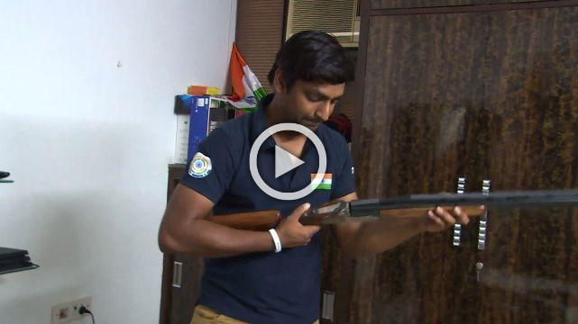 Rathore's Olympic Medal & Fame Attracted Me To Shooting