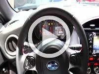 2018 subaru brz interior. beautiful 2018 2018 subaru brz exterior and interior walkaround part iii for subaru brz interior