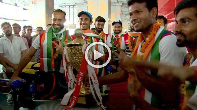 यह जीत खास है- भारतीय हॉकी टीम