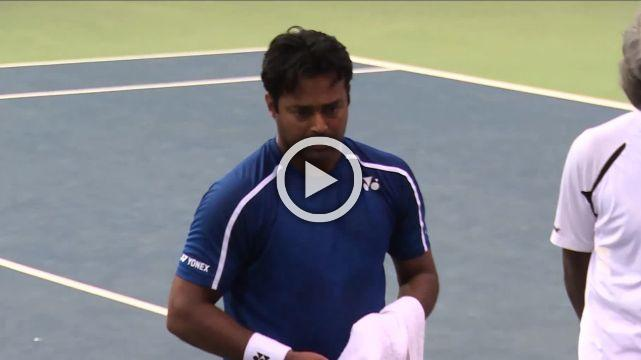 Uppal Speaks On The Absence Of Paes From The Davis Cup Team