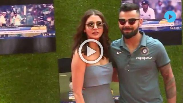 Virat Has A Cute Nickname For His Lady-Love