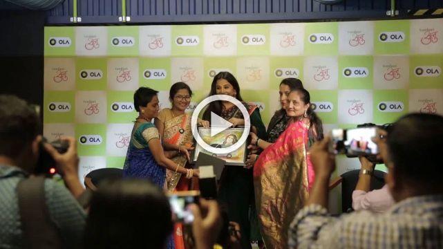 Vidya Balan Celebrates The Success Of Free-Spirited Women
