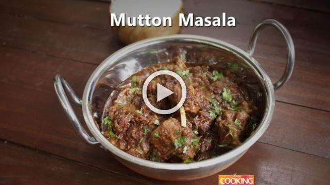 Mutton Masala | Ventuno Home Cooking